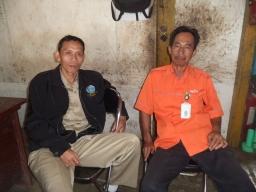 Pak Herri Rustanto dan pak Edi