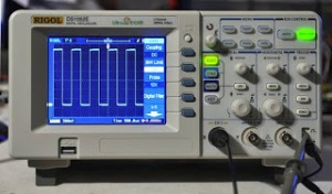 Fungsi-Oscilloscope