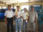 Juara 1 Tingkat Popinsi Lampung