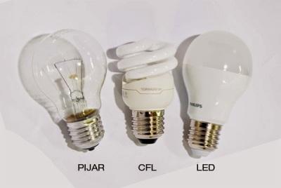Macam- macam lampu listrik dan armatur beserta penjelasannya